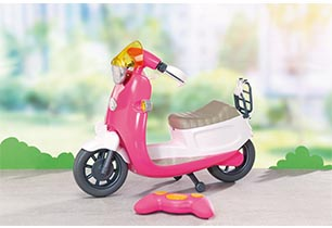 Baby Born Play Fun Scooter