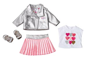 Baby Born Trendsetter Outfit