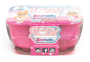 Baby Secrets Single Pack in CDU