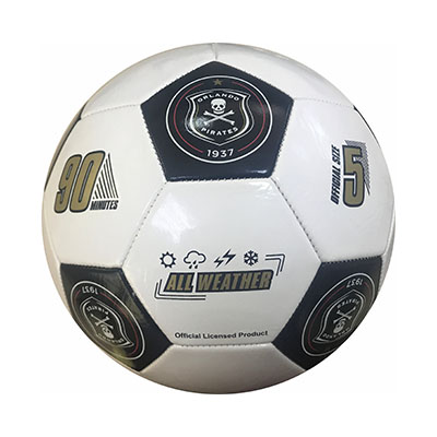 Orlando Pirates Leather Ball