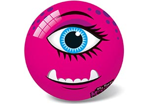 11cm Funky Faces Ball