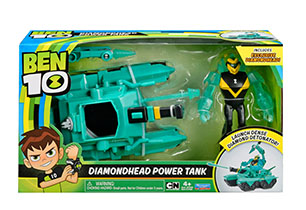 Ben 10 Alien Vehicle with Figure