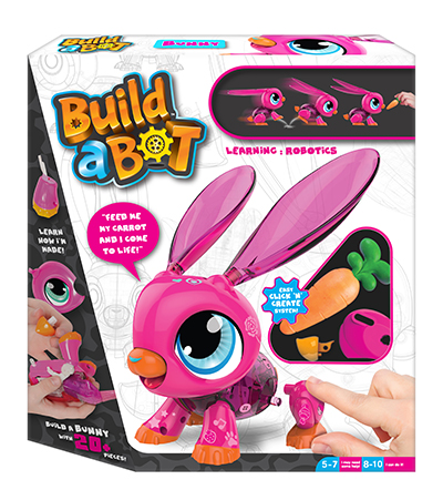 Build A Bot - Bunny