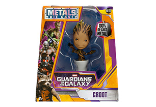 Marvel Guardians Of The Galaxy - 10cm Figures