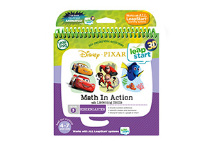 LeapStart Pixar Maths In Action