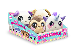 Squeezamals (Large)