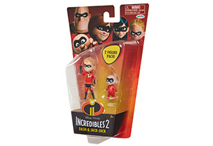 Incredibles 2 Basic Figures