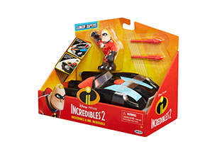 Incredibles 2 Vehicle With Figure