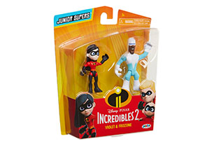 Incredibles 2 Precool -2 Pack