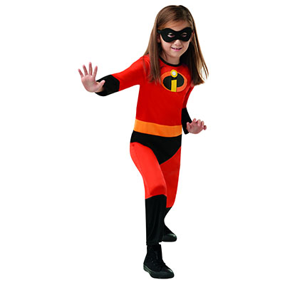 The Incredibles 2 Jumpsuit & Eye Mask
