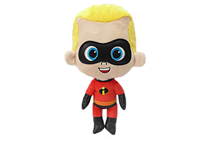 25cm Incredibles 2 Plush