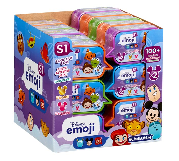 Text Bubble Toys For Tots : Disney mini emojis chat bubbles emoji prima toys