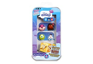 Disney Mini Emojis Chat Packs