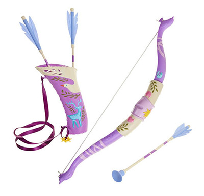 Tangled- Rapunzel Bow & Arrow