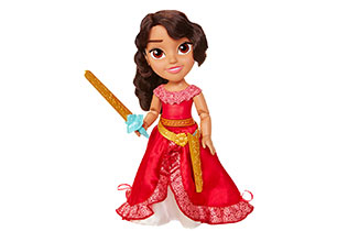 Elena Of Avalor Action & Adventure Doll