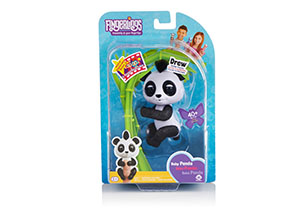 Fingerlings Baby Panda Assorted
