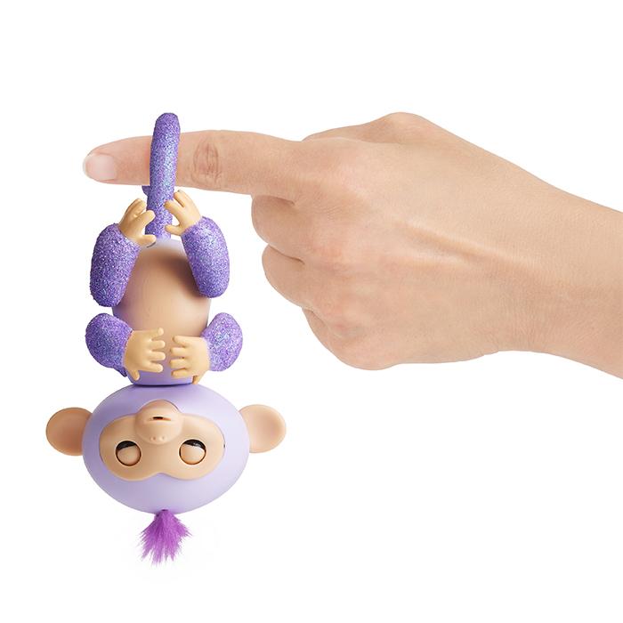 Fingerlings Glitter Monkey Fingerlings Prima Toys