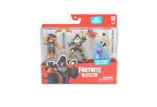 Fortnite Battle Royale Collection: Duo Pack -  Mini Action Figures