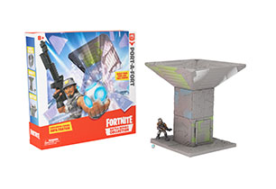 Fortnite Battle Royale Port-A-Fort Set