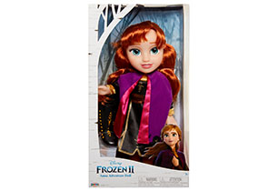 Disney Frozen 2 Travel Doll Assorted