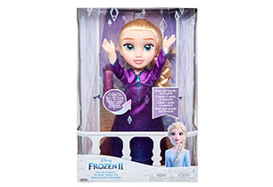 Disney Frozen 2 Feature Elsa Doll