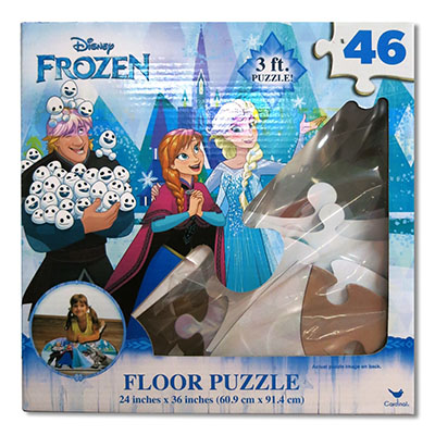 Frozen Floor Puzzle Disney Frozen Prima Toys