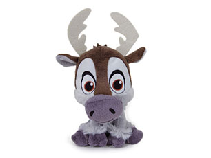 17cm Frozen Stylised Plush Asstd