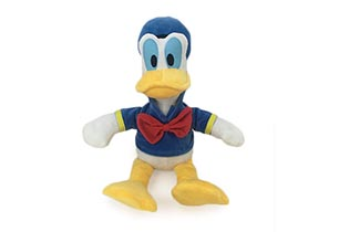 Donald Plush With Sound