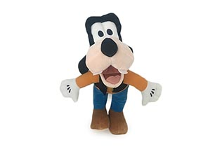 Goofy Plush With Sound