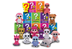 Mini Boos Collectibles
