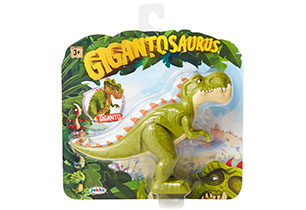 Gigantosaurus - Giganto Basic Figure Assorted