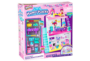 Happy Places Shopkins Games Room & Laundry