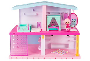 Happy Places Shopkins Grand Mansion