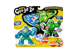Heroes of Goo Jit Zu 2-Pack - Assortment