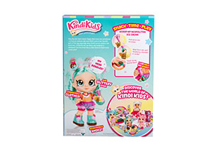 Kindi Kids Snack Time Friends - Peppa-Mint