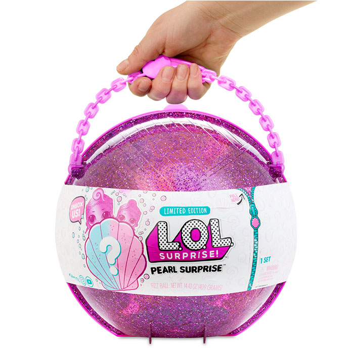 Lol Pearl Surprise Pink Ball