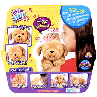 Little Live Pets My Dream Puppy - Snuggles