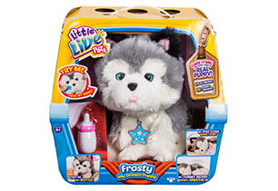 Little Live Pets My Dream Puppy - Frosty