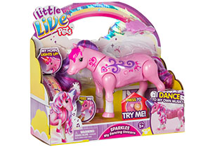 Little Live Pets Unicorn - Sparkles