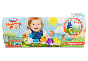 Little Tikes Singing sorter (Cutie Bugs )