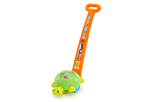 Little Tikes Turtle Push Popper