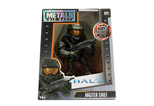 Halo 10cm Metal Figures