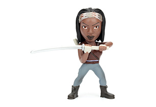 Walking Dead 10CM Metal Figs