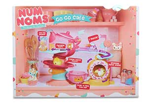 Num Noms Go - Go Cafe Playset