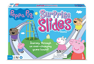 Pepppa Pig Surprise Slides