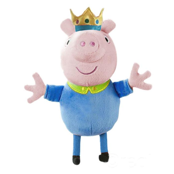 Peppa Pig 35cm Prince George Plush Peppa Pig Prima Toys