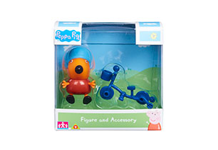Peppa Pig Figure & Accessory Pack In CDU