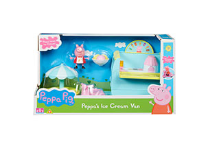 Peppa Pig Ice Cream Van