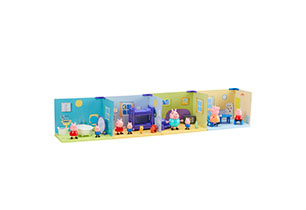 Peppa Pig Scene Assorted