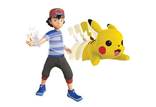 Pokémon Battle Feature Figures Assorted